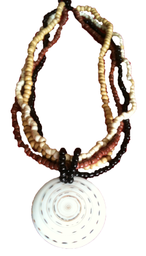 Kegel Halskette